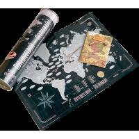 Скретч-карты для лучших путешественников