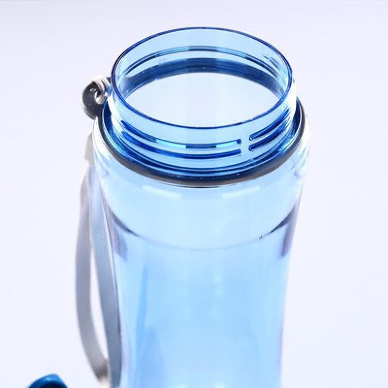 Бутылка для воды с ремешком
