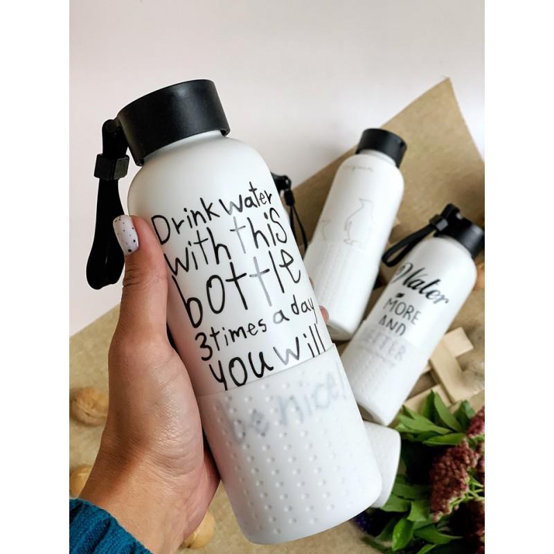 "Бутылка для воды ""Minimalism"""