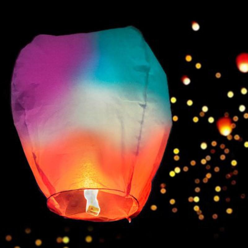 Небесный фонарик (много видов)