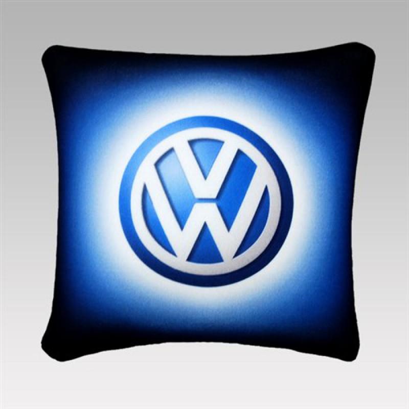 """Автомобильная подушка """"Volkswagen"""""""