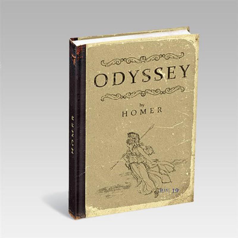 """Блокнот """"Одиссей"""""""