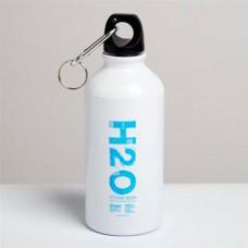 """Бутылка для """"H2O"""" 400 мл"""