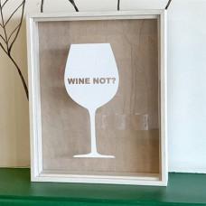"""Копилка для винных пробок """"Wine not?"""""""