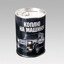 "Копилка ""Коплю на машину"""