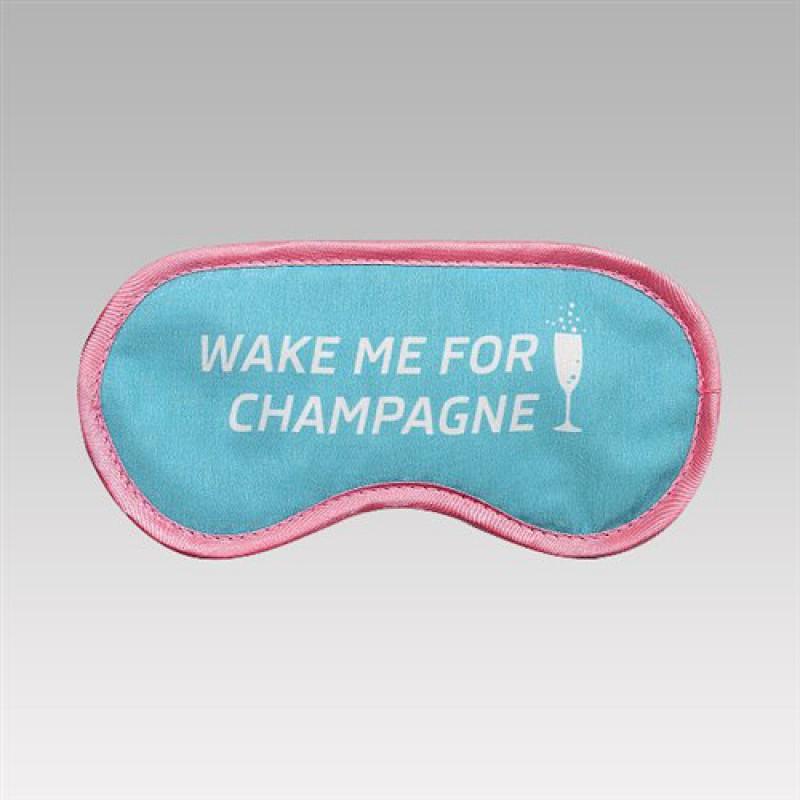 """Маска для сна """"Шампанское"""""""