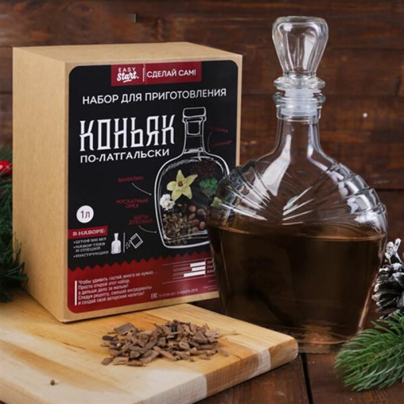 """Набор для приготовления напитка """"Коньяк по-латгальски"""""""