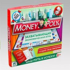 """Настольная игра """"MONEY POLYS"""""""