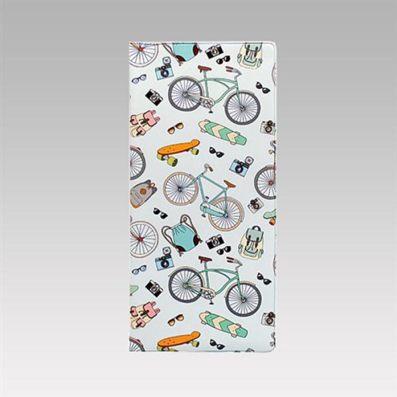 """Обложка для путешествий """"Bikes"""""""