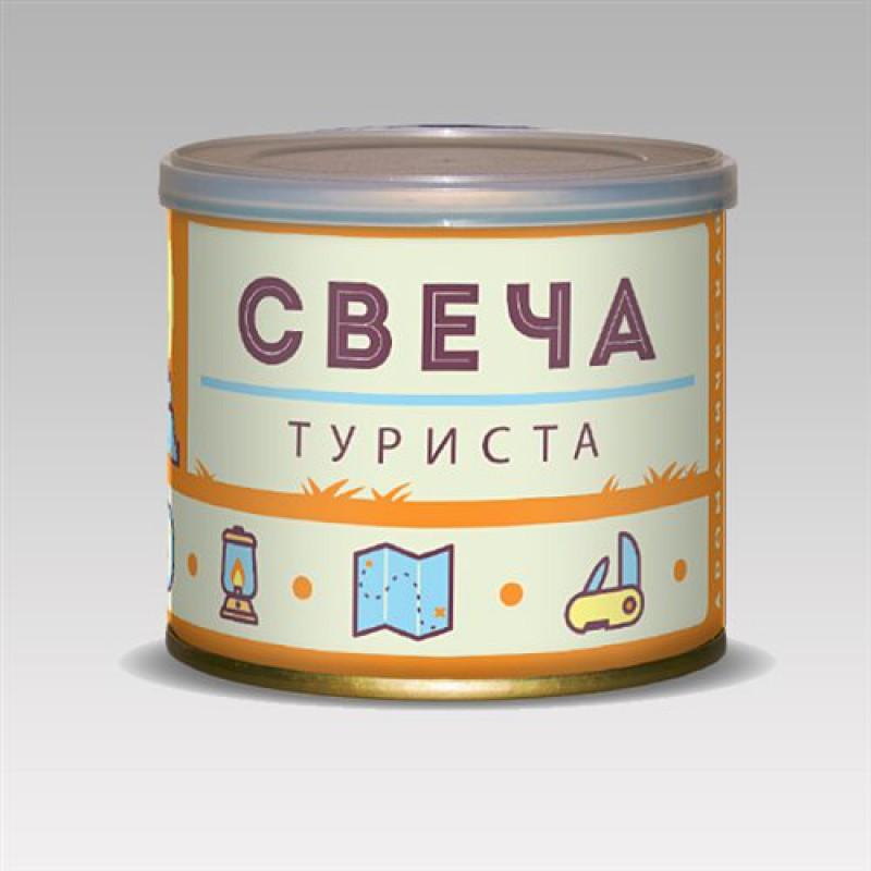 """Свеча ароматическая """"Свеча ТУРИСТА"""""""