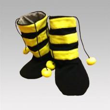 """Тапочки-сапожки """"Пчелки"""""""