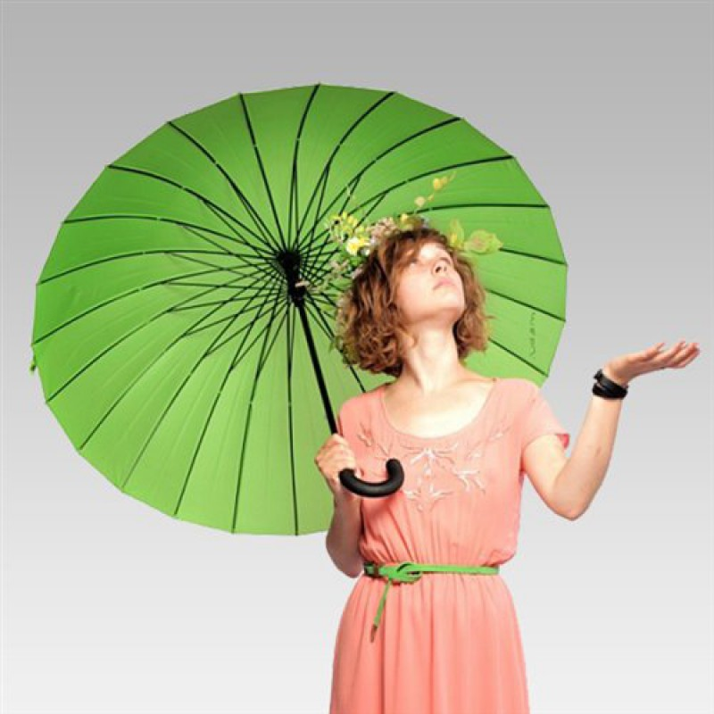 "Зонт ""Зеленый"" (Mabu)"
