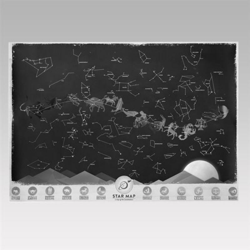 "Звездная карта (""Star Map"")"