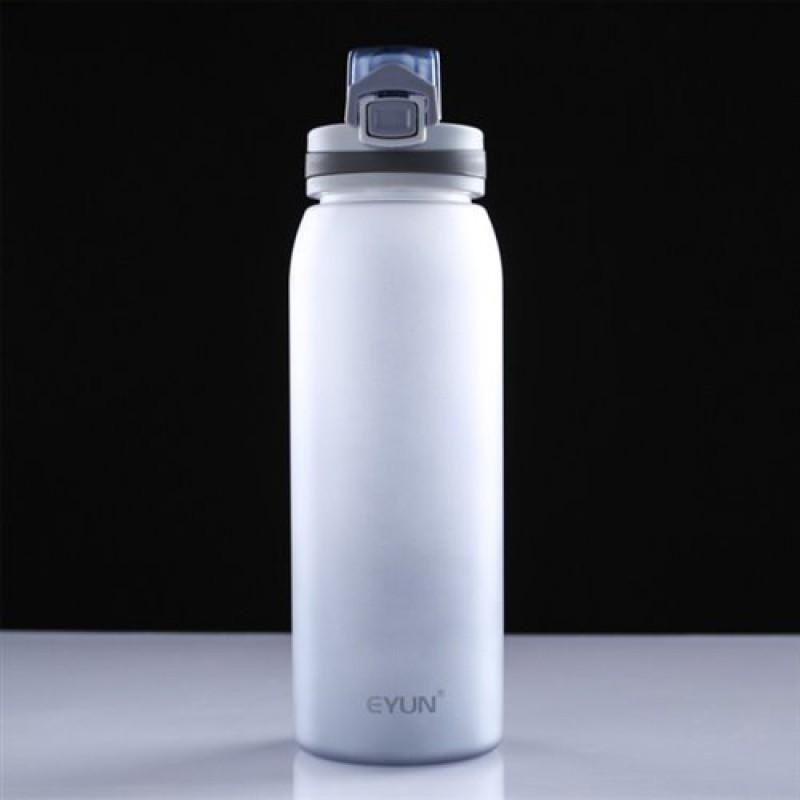 Бутылка для воды матовый градиент (850 мл)