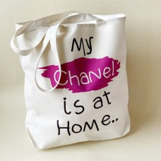"Экосумка - Шопер ""Chanel"""