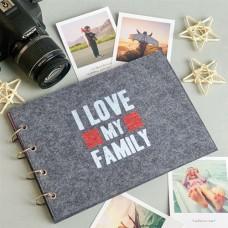 "Фотоальбом ""My family"""
