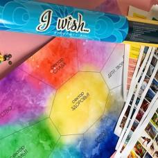 """Карта желаний """"I wish"""""""