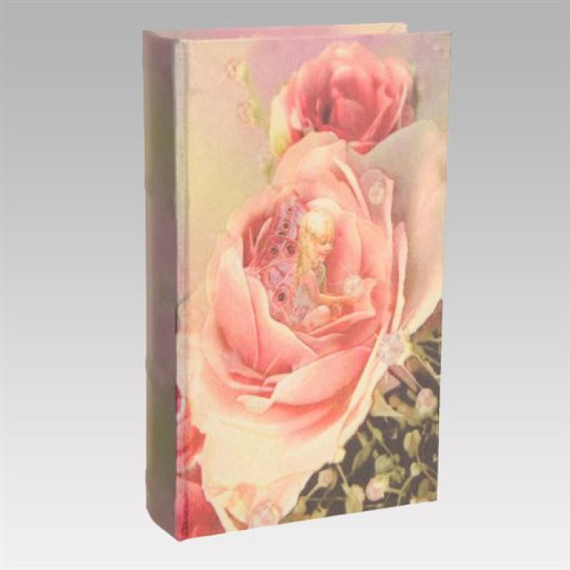 """Книга-сейф """"Маленькая фея в розе"""""""