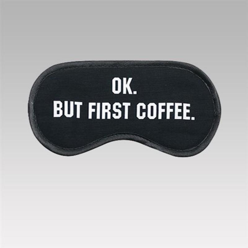 """Маска для сна """"Кофе"""""""