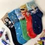 Носки с произведениями искусства в банке