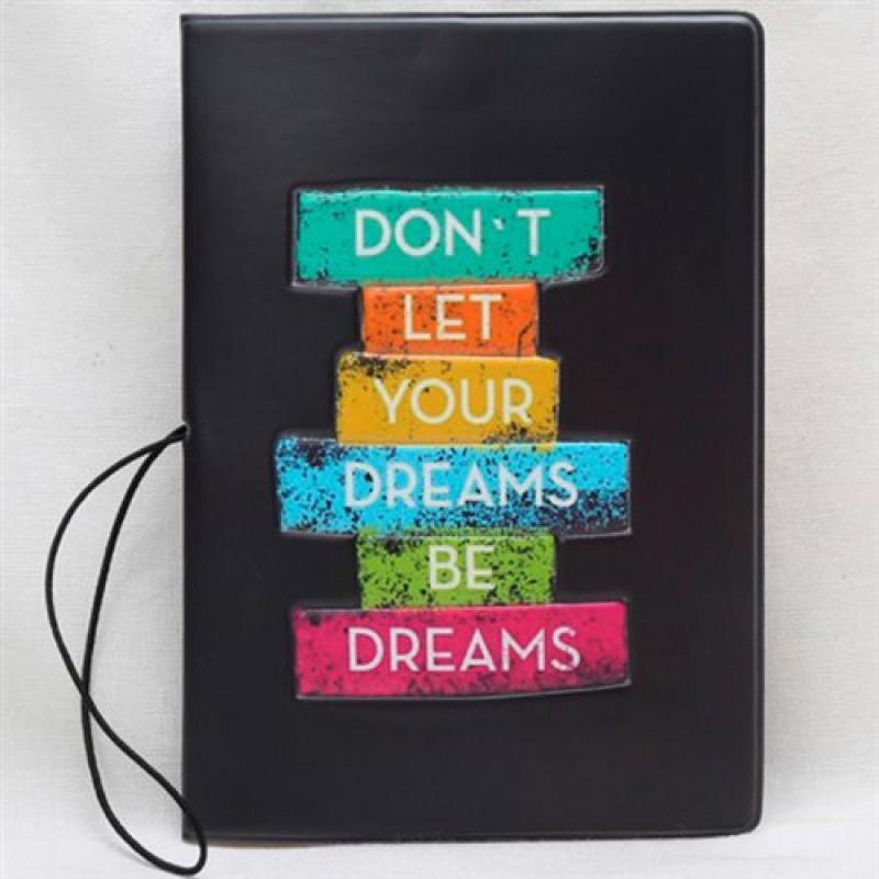 """Обложка для паспорта """"Dreams"""""""