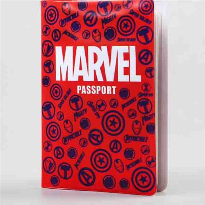 """Обложка для паспорта """"Мстители"""""""