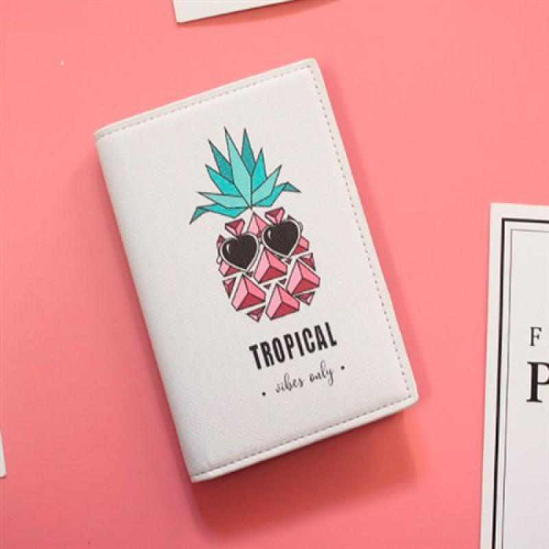 """Обложка для паспорта """"Tropical"""""""
