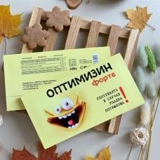 """Шоколад """"Оптимизин Форте"""""""