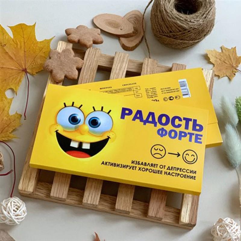 """Шоколад """"Радость Форте"""""""