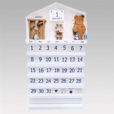 Вечный настенный календарь