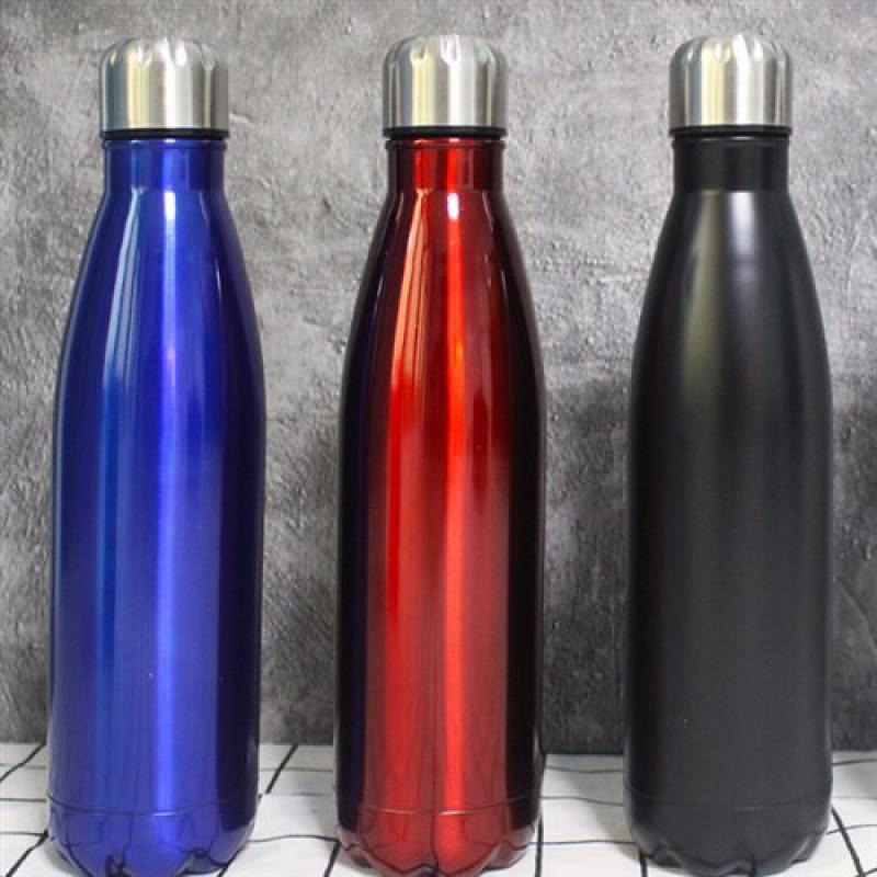 Железная бутылка-термос