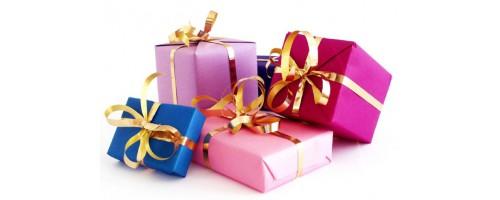 Подарки